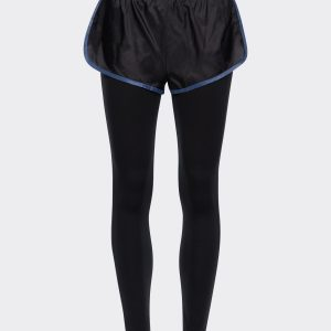 2-In-1 Leggings and Shorts