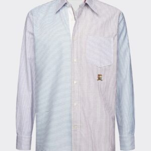 TH Mixed Stripe Relaxed Fit Shirt