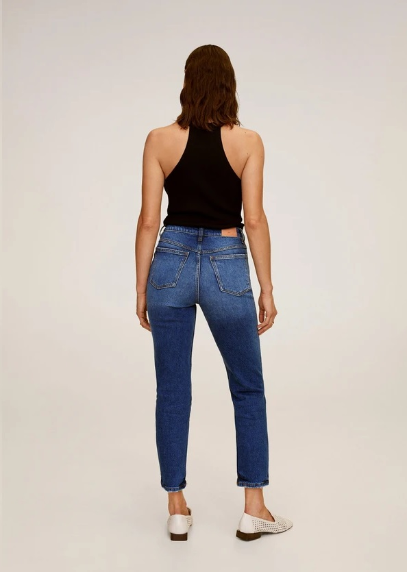 MNG Mom-Fit Jeans