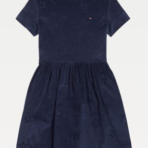 TH Girls Star Fit And Flare Dress