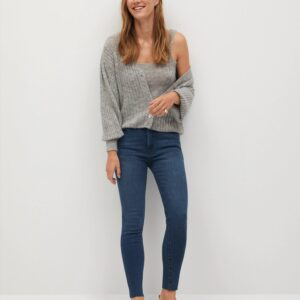 MNG Cropped Skinny Isa Jeans