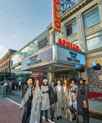 NEW YORK, NEW YORK - SEPTEMBER 08: <> attends TOMMYNOW New York Fall 2019 - Front Row & Atmosphere at The Apollo Theater on September 08, 2019 in New York City. (Photo by Dave Kotinsky/Getty Images for Tommy Hilfiger)